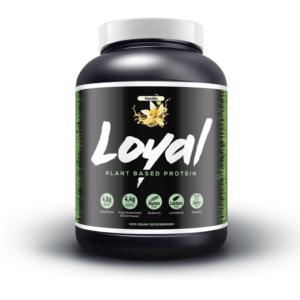 Vegan Proteïne Vanilla - Loyalprotein